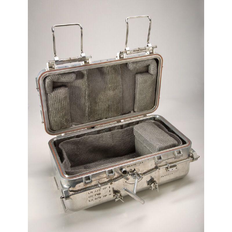 || The Apollo Lunar Sample Return Container (ALSRC) was an ...
