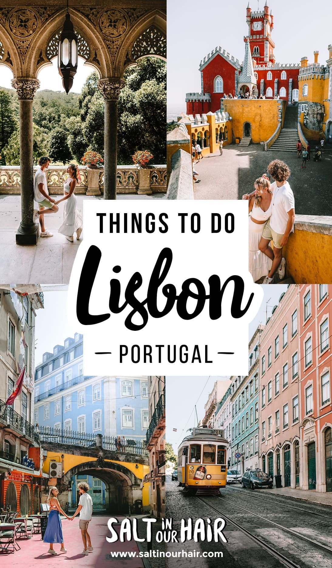 LISBON - 14 Best Things To Do in Lisbon, Portugal – A 3-Day City Trip -   18 travel destinations European portugal ideas
