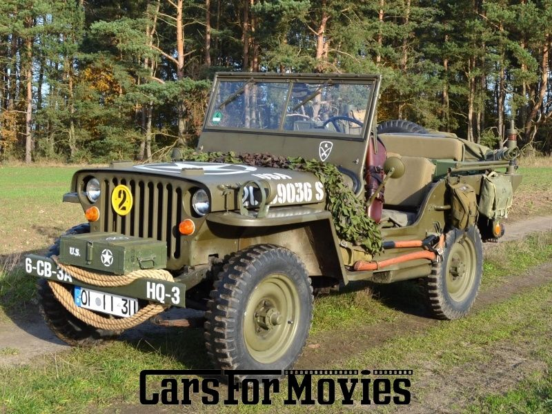 jeep willys mb usa 1943 carsformovies filmfahrzeuge. Black Bedroom Furniture Sets. Home Design Ideas