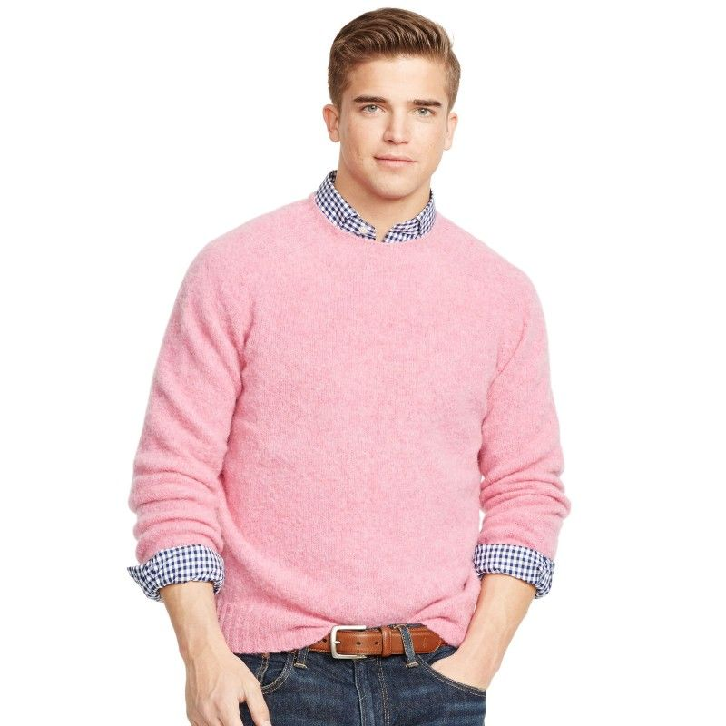 Real Men Wear Pink: 5 Style Proposals