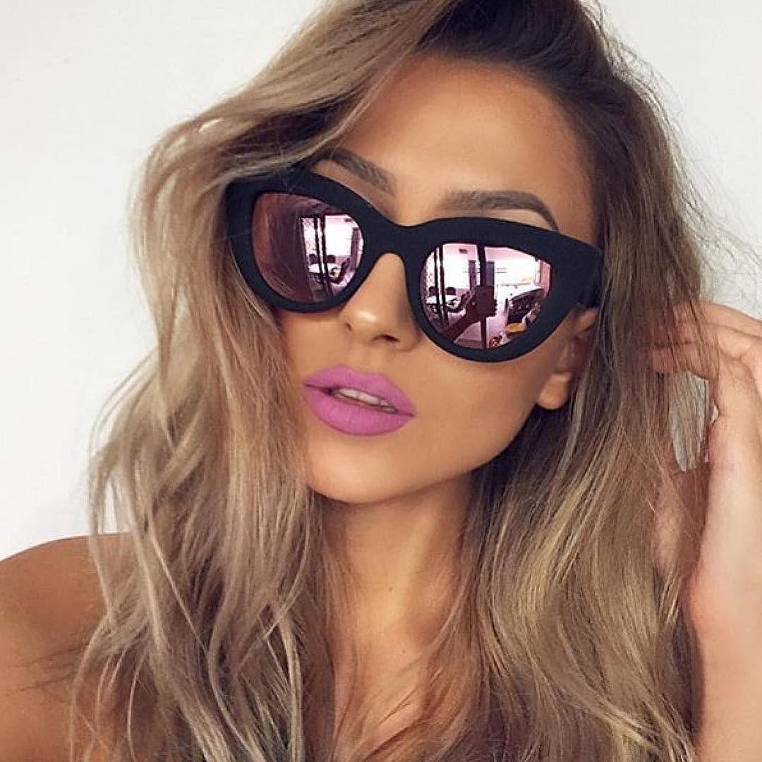 Babe in Kitti. Back online  quayaustralia  sunglasses  love  summer ... 0deb35bcf6