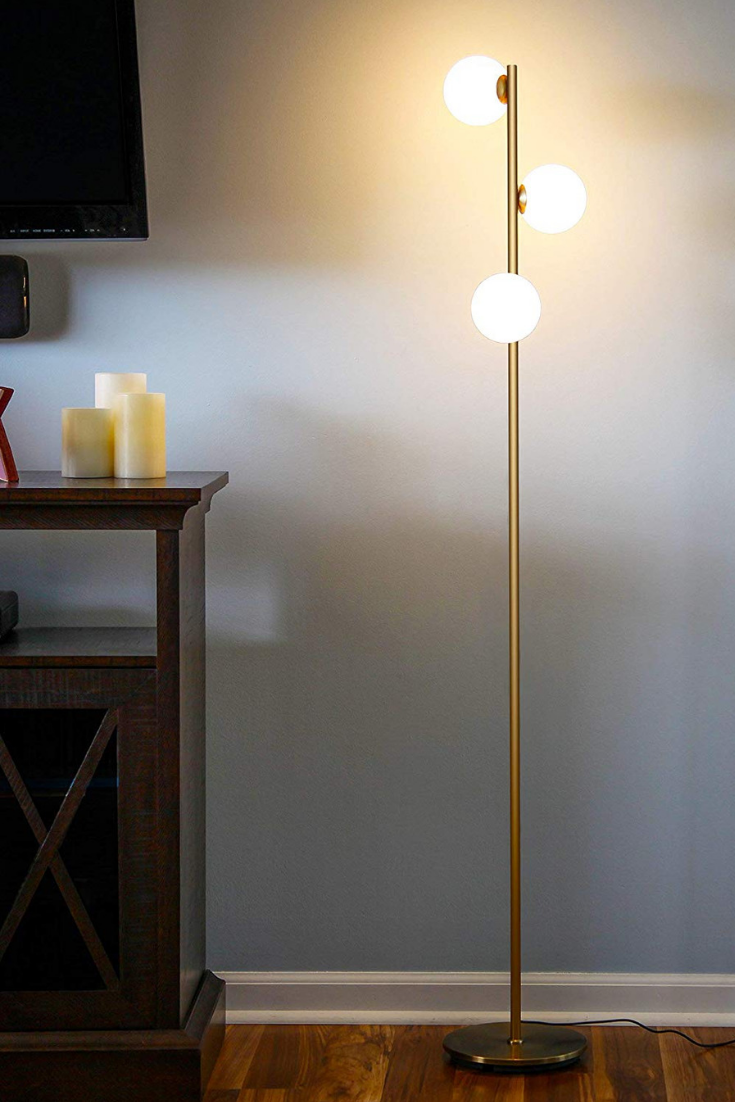 The 35 Lamps I Buy On Amazon And Sell For 100 On Craigslist Cheap Floor Lamps Led Floor Lamp Cheap Lamps