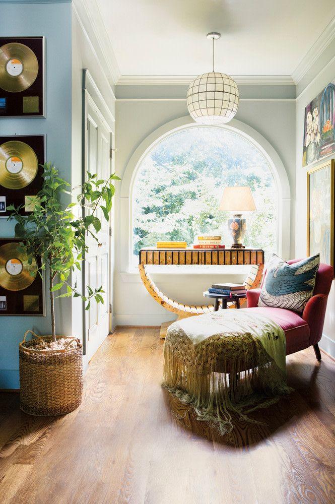 Best Nashville Tennessee Bohemian Home Louisa Pierce Design 400 x 300