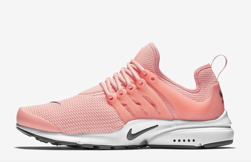 release date 8eddb ee9f0 NIB NIKE AIR PRESTO Women's Shoe BV4239 600 Storm Pink ...