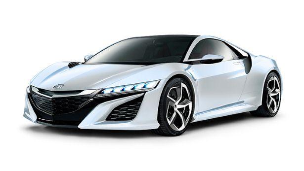 2014 S Fastest And Most Powerful Cars Nsx Honda Nsx 2015 Honda