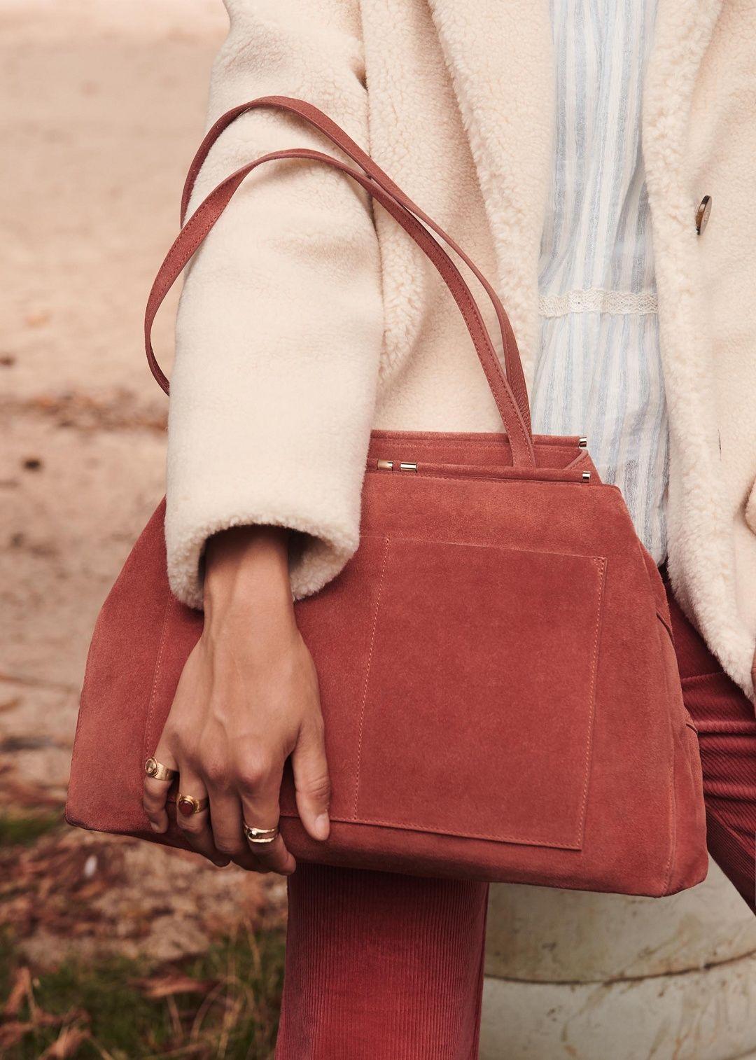 Sezane Francoise Bag Haar Und Beauty Beauty