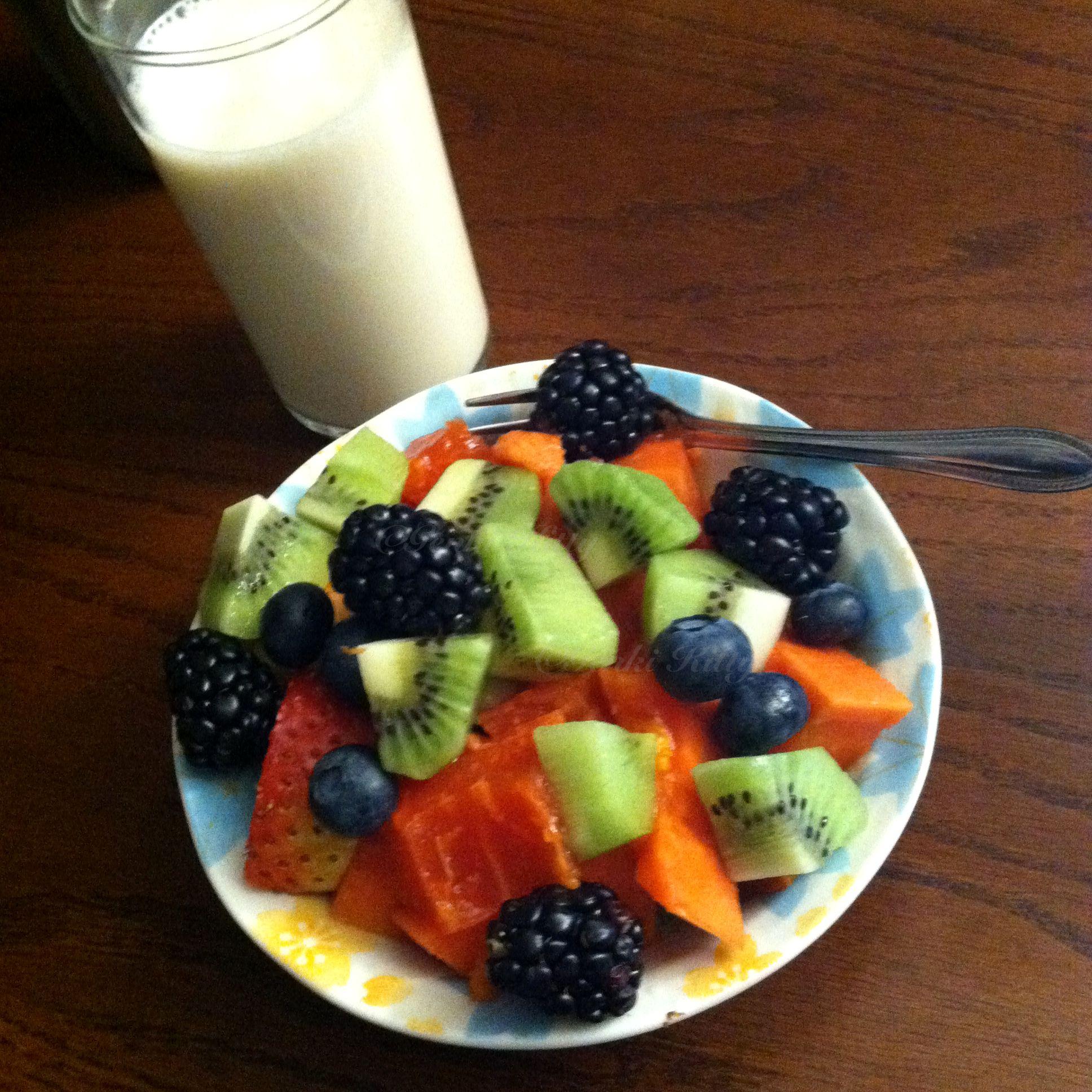 Vegan Breakfast during 1st Trimester