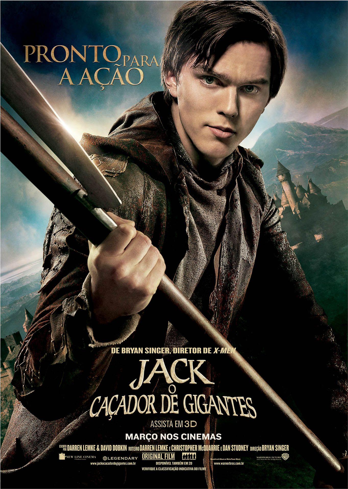 Jack O Cacador De Gigantes Jack O Cacador De Gigantes Capas De