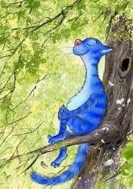 Картинки по запросу синие котики картинки | Юморные цитаты ...
