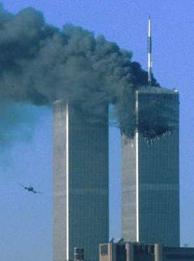9 11 twin towers plane crash