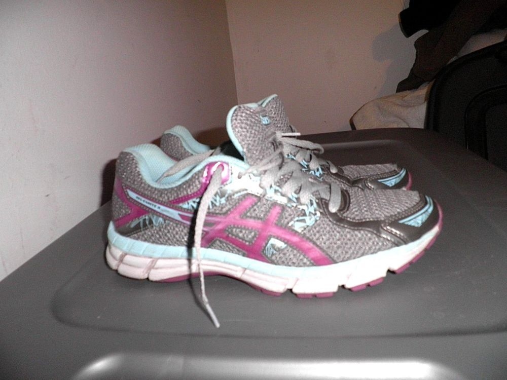 Women's Asics Gel Excite 3 Charcoal