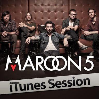 maroon5 itunes sessions