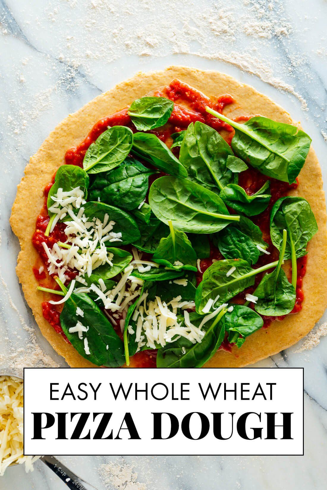 The Easiest Whole Wheat Pizza Dough Recipe – Cookie and Kate