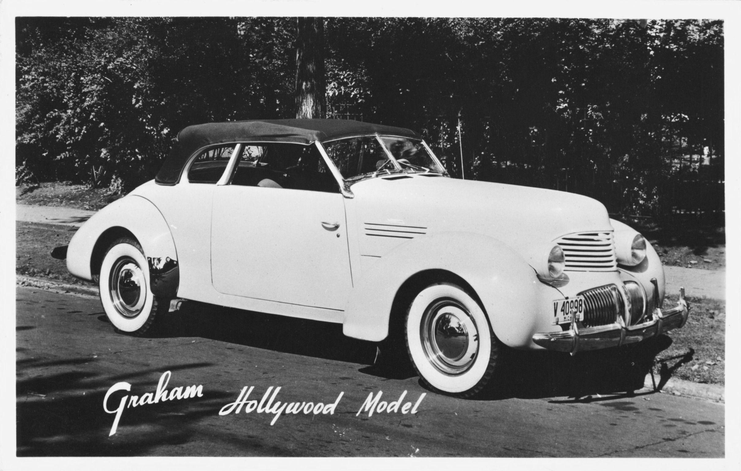 1940 Graham Hollywood Convertible | Cars, Vintage trucks, Vintage cars
