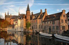 My Soon To Be Home In Brugge Belguim