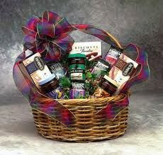 Handcrafted Gifts  - 9 Homemade Baskets