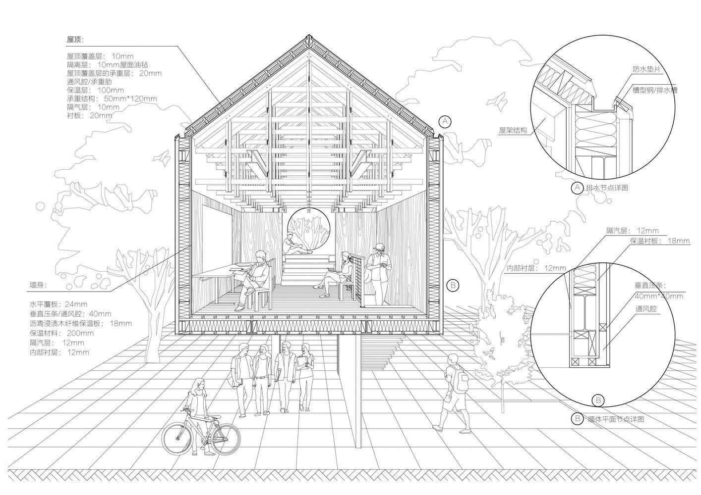 Gallery Of The 80 Best Architecture Drawings Of So