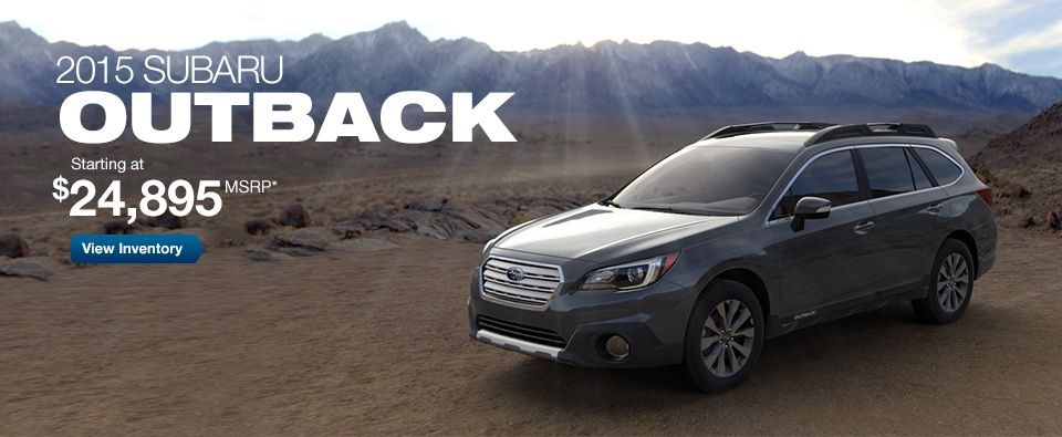 check out the 2015 subaru outback it s available in 9 different