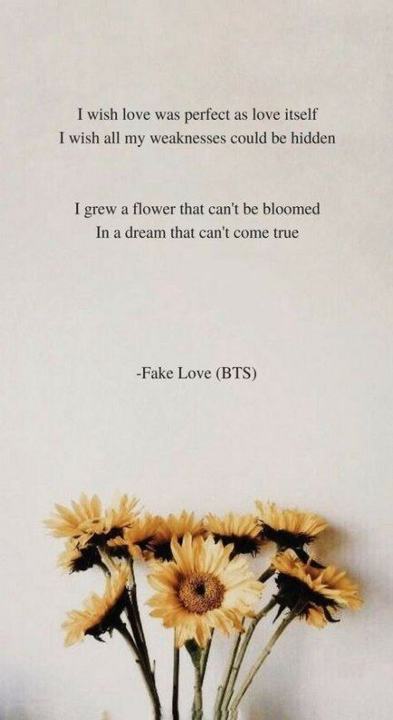 Trendy Quotes Song Bts 16+ Ideas