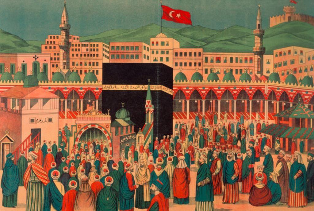 Ottoman Empire Pics On Twitter Islami Sanat Mekke Tablolar