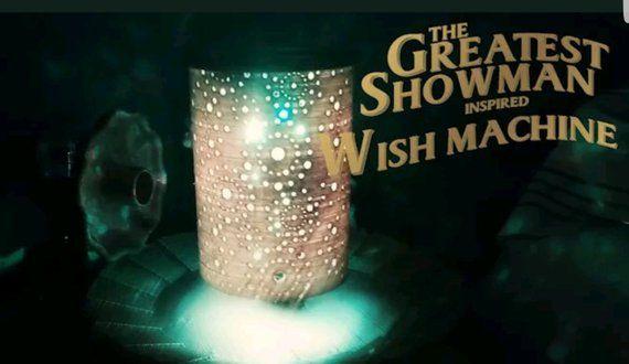 The Greatest Showman Wishing Machine Movie Inspired