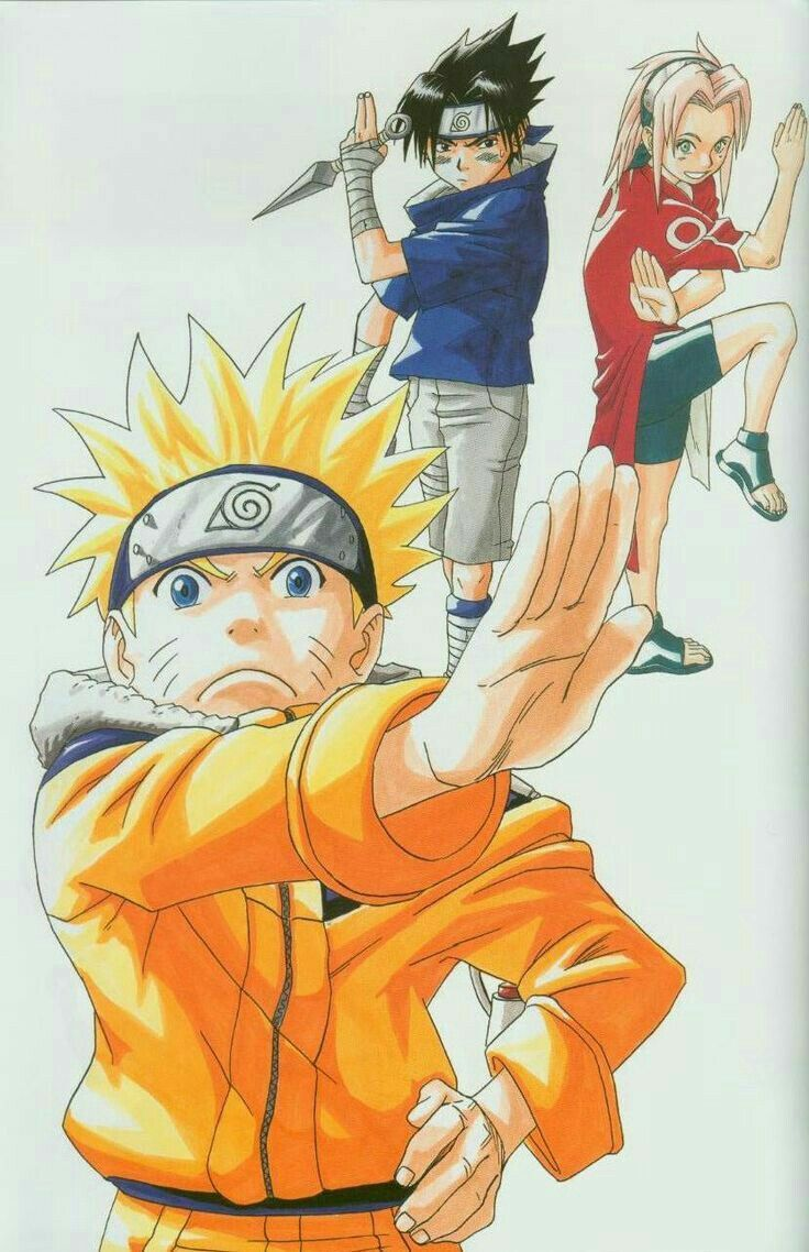 Pin by Eating 黃 on Naruto Naruto sasuke sakura, Anime