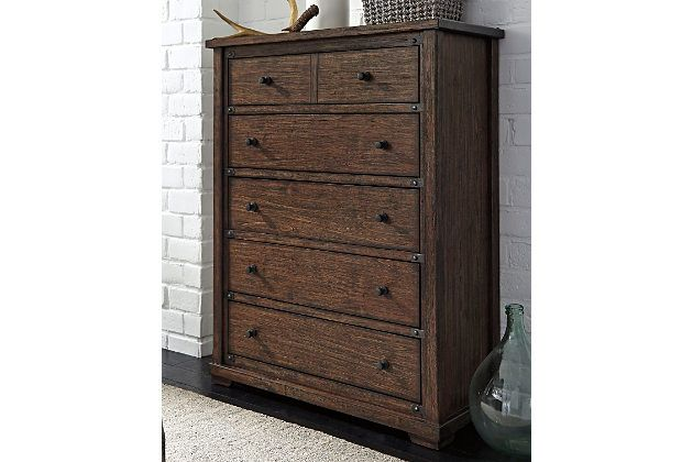 Medium Brown Zenfield Chest Of Drawers View 1 Home Decor Inspiration Tall Cabinet Storage Ashley Furniture Homestore