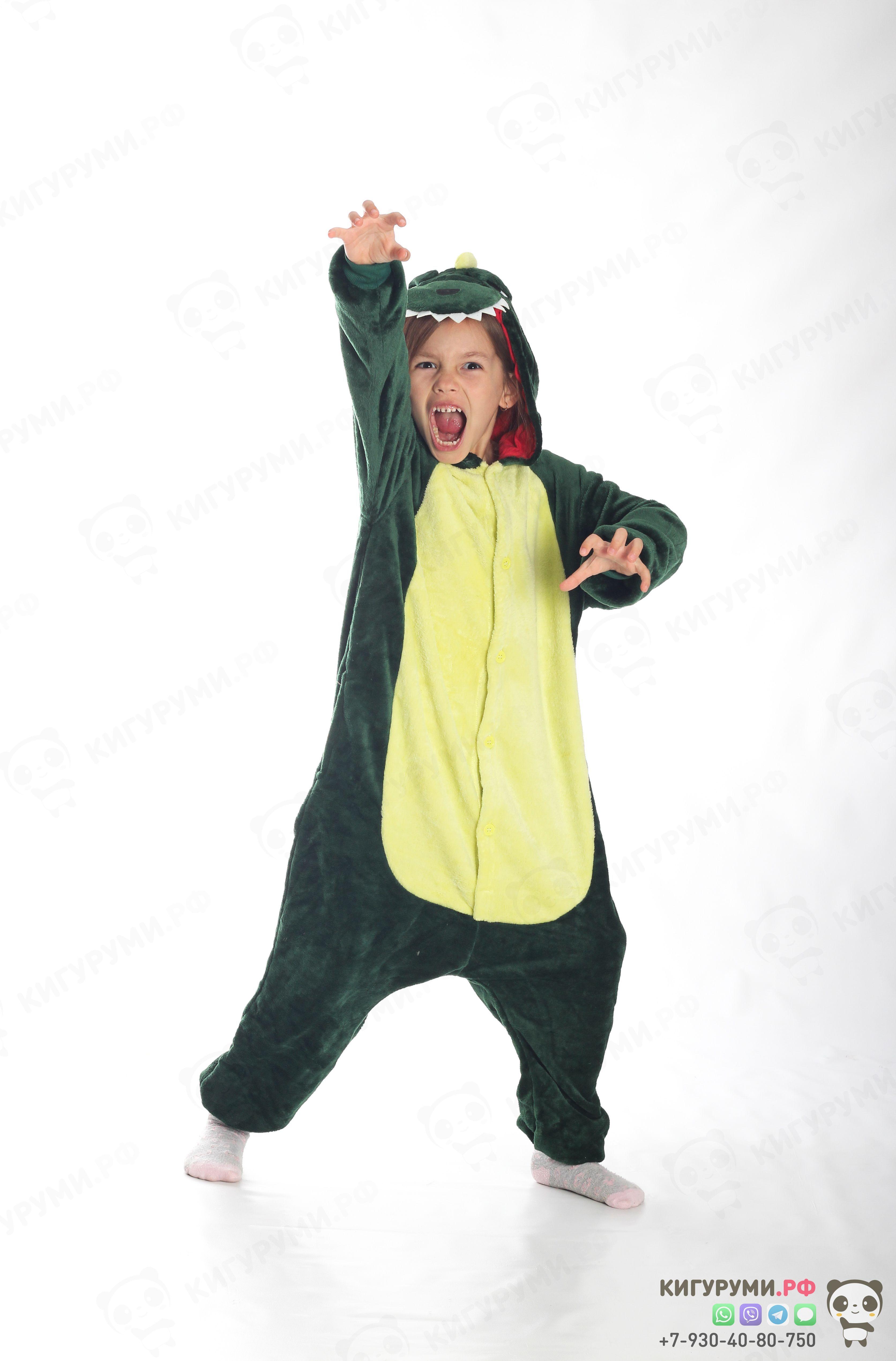 Детская пижама кигруми Динозавр и многие другие на нашем сайте ... 55e6380c4de80