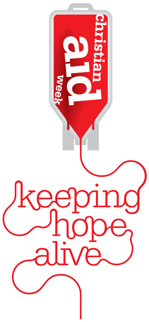 Christian Aid Logo Design And Print Campaign By Johnson Banks Logo Design Charity Marketing Brand Identity Design