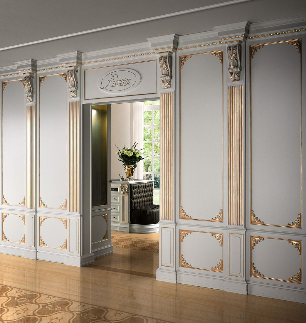Roma | Prestige Mobili | Amazing Closets! #closets #luxury ...