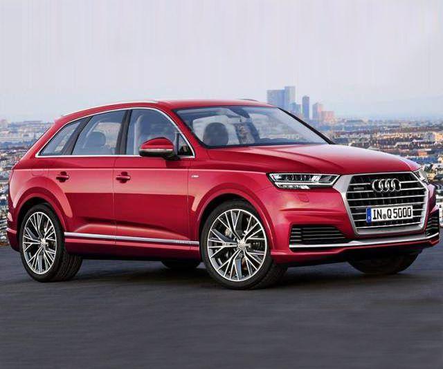 Audi Q5 2018 Release Date