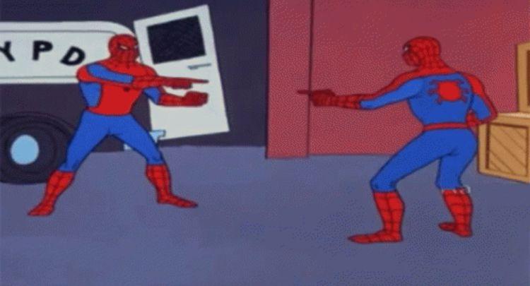 Pin by Junalyn Vales on Memes in 2020 | Spiderman meme ...