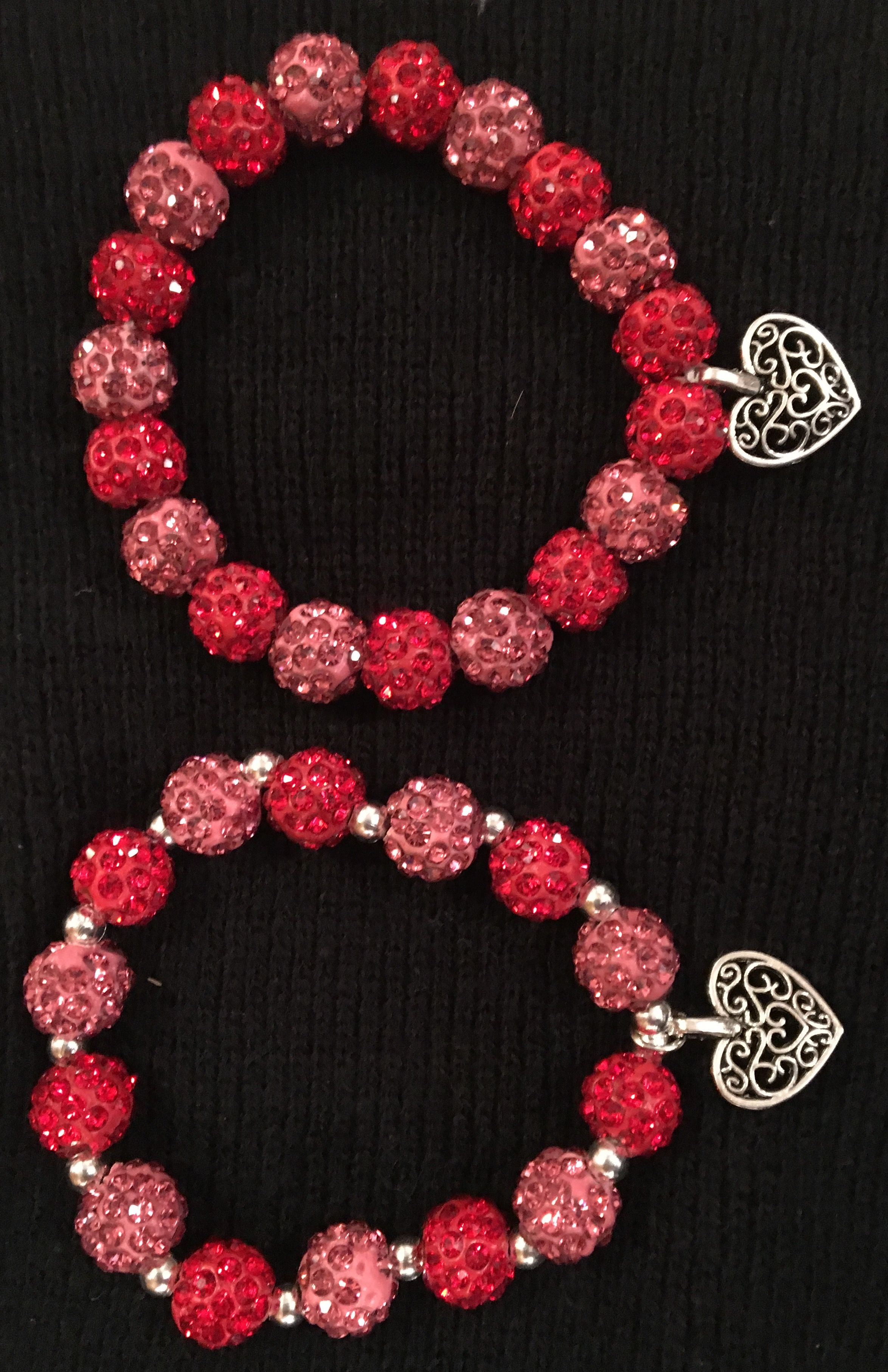 Valentines Bracelets 7 00 Each Simply Pinterest
