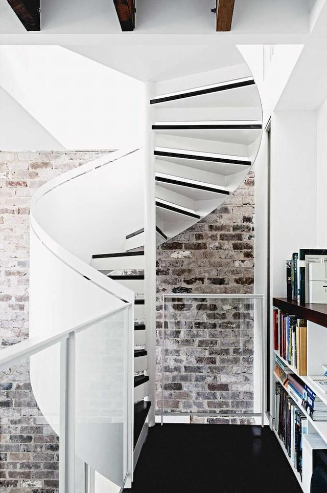 Minimal Industrial Style (Debra @DustJacket) | Stairs inspirations ...