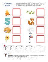 14++ Valuable pre k letter worksheets Useful