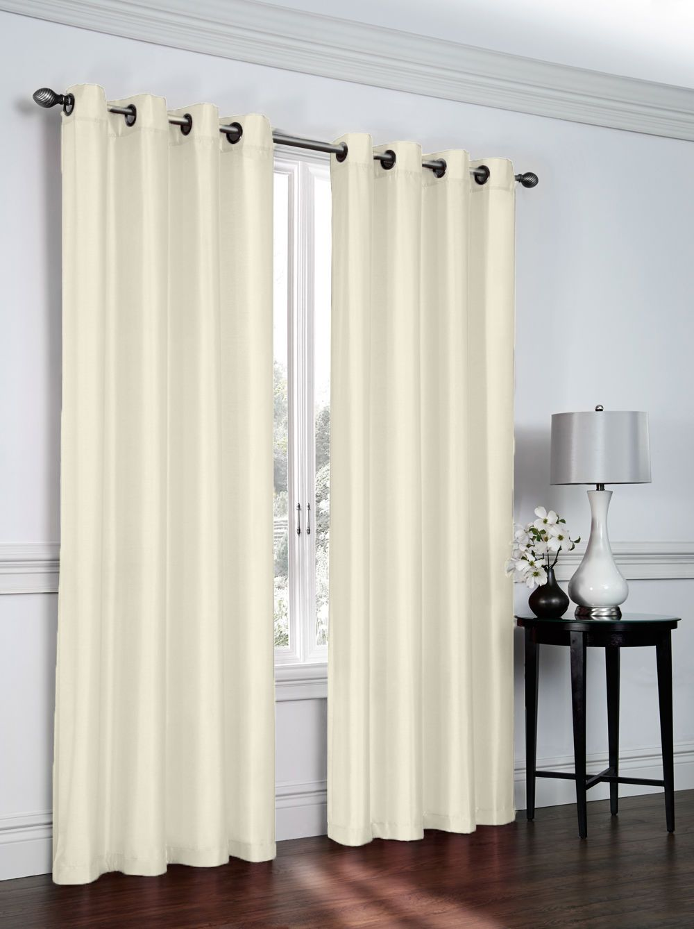 Home Curtains Grommet Curtains Panel Curtains