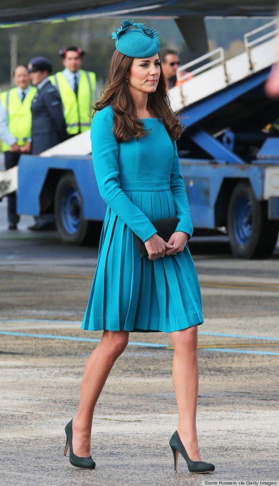 Kate middleton blue dress australia