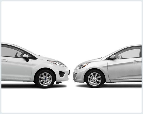 Ford Fiesta Vs Hyundai Accent Compare Cars