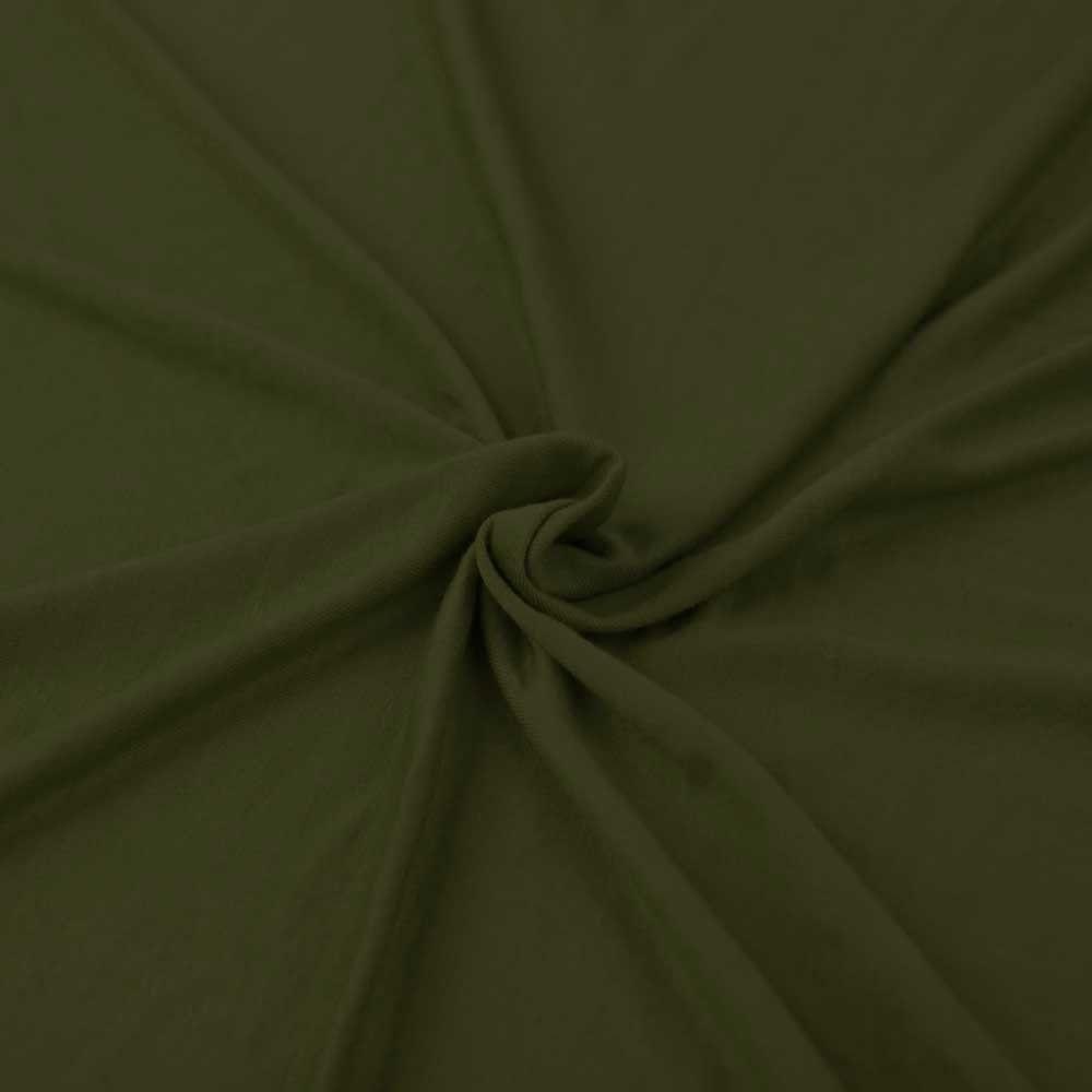 9b1d610f0aa Cargo Green Light-weight Rayon Spandex Jersey Knit Fabric - 160 GSM ...