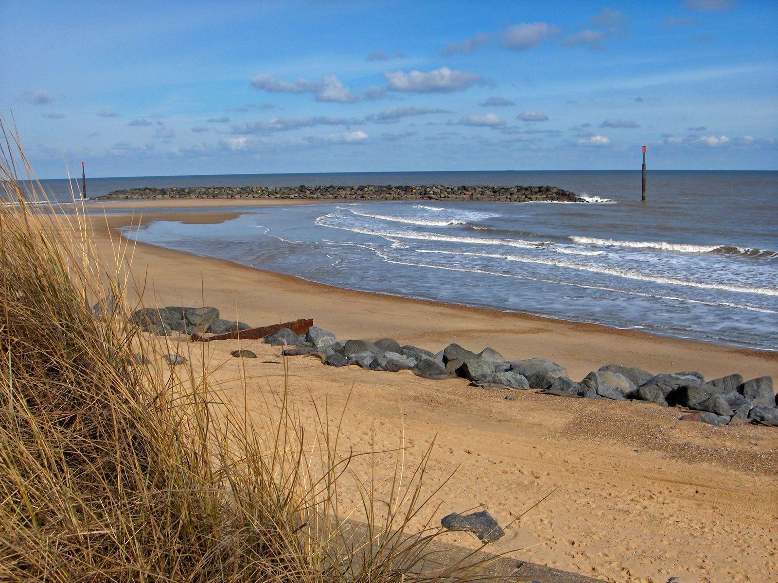 Best  Norfolk Beach Ideas On Pinterest Norfolk England Wells Next The Sea And Norfolk Coast