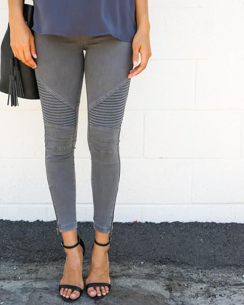 f9ba864c560876 Our bestselling moto jegging, a coveted favorite! These moto jeggings have  ankle…