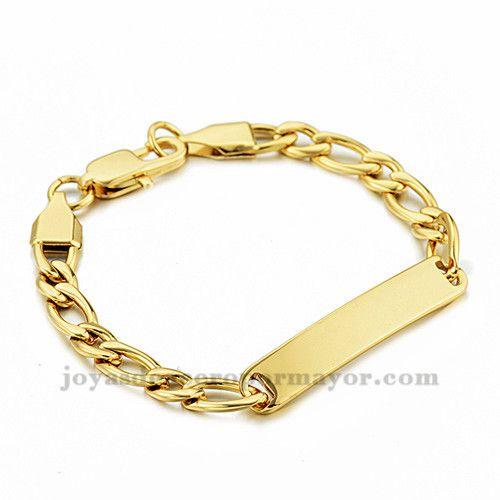 80c85bde6db9 brazaletes de oro dorado para hombres en venta de bisuter  a ...