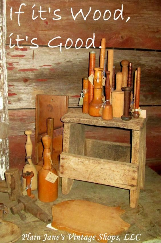 Vintage Wood Home Decor! Perfect for any house with a country feel ...