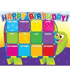 Jingle Jungle Birthday Chart Classroom Supplies Setup Board Also Best Ideas Images Preschool Calender Rh