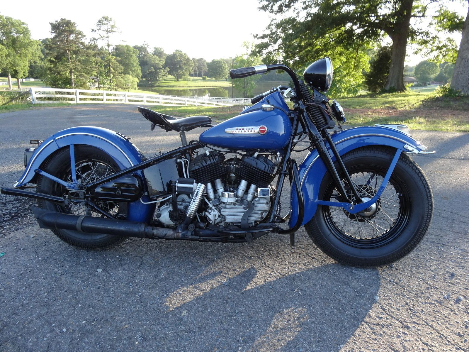 Harley Davidson Other Harley Davidson 1947ul Restored Flathead W