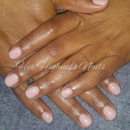 ManiQ gel overlay on natural nails | Nailz | Pinterest | Gel overlay ...