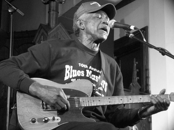 Lazy Lester (born Leslie Johnson, June 20, 1933, Torras, Louisiana,is a blues musician, who sings, plays the harmonica, and guitar. His career spans the 1950s to the 2010s.  Best known for regional hits recorded with Ernie Young's Nashville, Tennessee based Excello label, Lester also contributed to songs recorded by Excello label-mates including Slim Harpo, Lightnin' Slim, and Katie Webster. His songs have been covered by many famous recording artist.