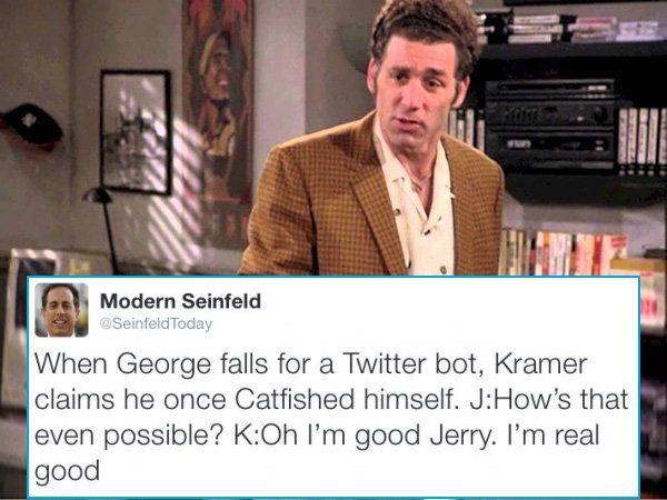 Modern Seinfeld Is The Best Seinfeld Seinfeld Hilarious Funny Jokes