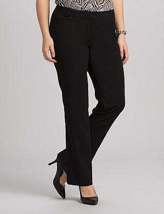 0c50b4a4909 roz   ALI™ Size Smart Fit Straight Pants
