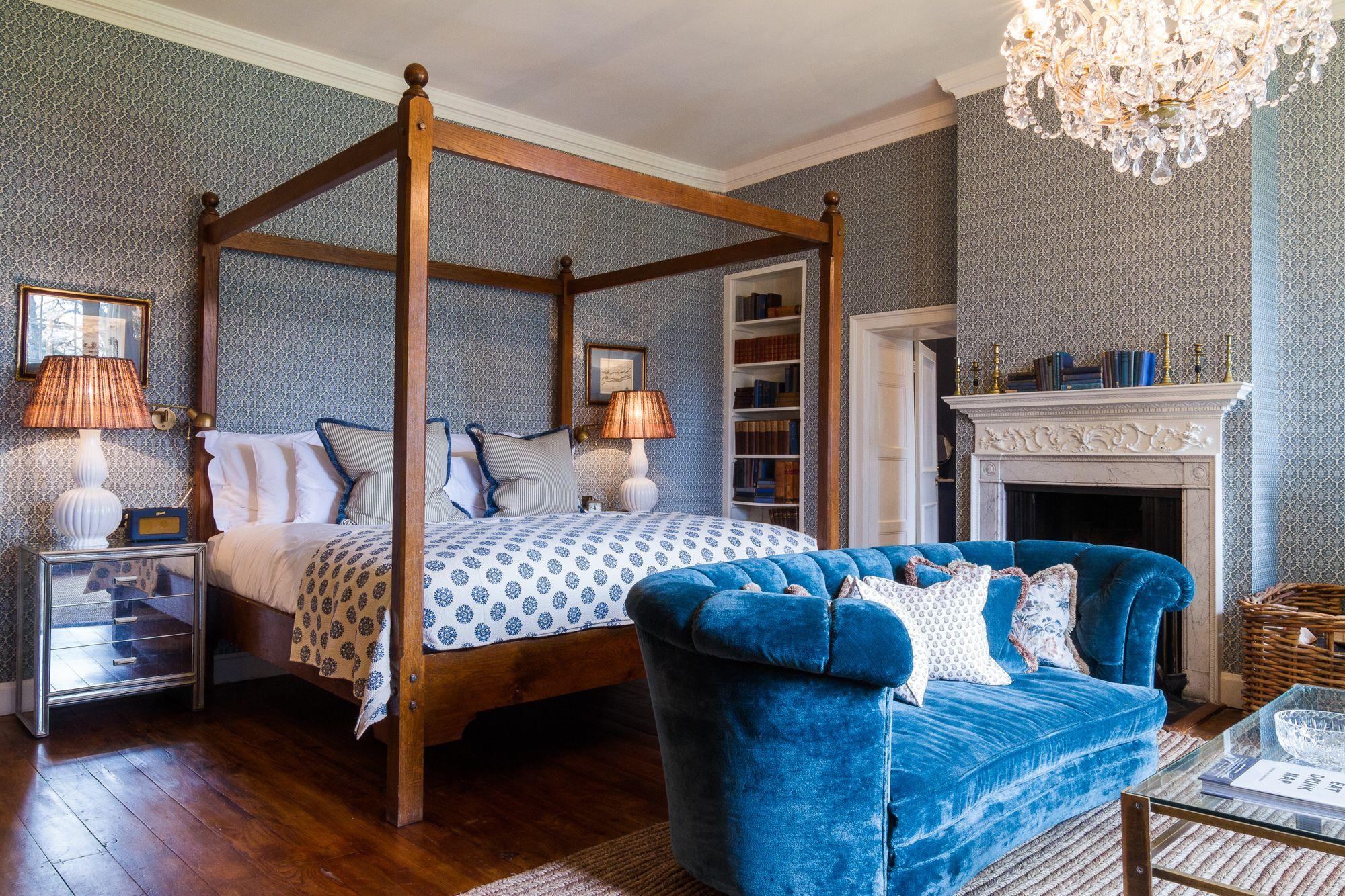 Soho House Babington House bedrooms Pinterest